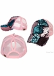 Two Tone Sequin Ponytail Baseball Hat from CC Brand inset 4