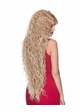 Ultra Long Beach Curl Lace Front Wig Symphony inset 3