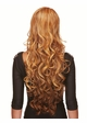 Ultra Long Wavy Lace Front Wig Champagne inset 1
