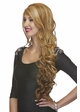 Ultra Long Wavy Lace Front Wig Champagne inset 2