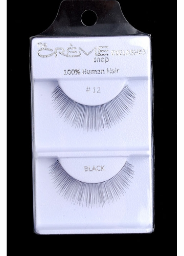 Undetectable False Lashes for Added Volume