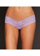 V-Shaped Lace Cheeky Panty inset 1