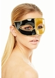 Venetian Mask with Gold Trim inset 1
