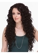 Very Long Curly Lace Front Wig Lacy inset 1