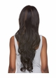 Very Long Lace Front Wig with Curls Jezebel inset 2