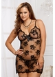 Victoria Lace Mini Dress and G-string inset 2