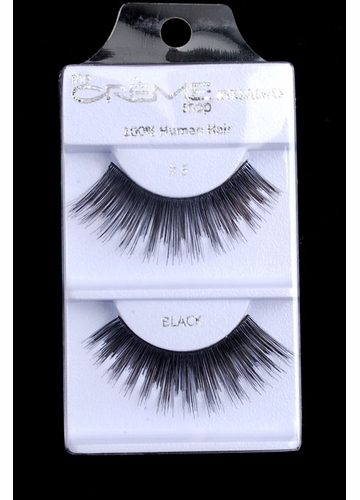 Voluminous False Lashes with Textured Length