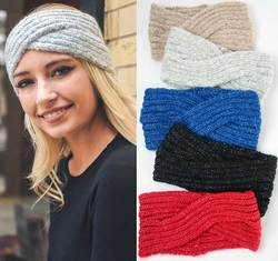 Warm Knit Headbands