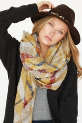 Distinctive Scarves and Wraps