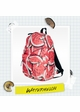 Watermelon Photo Print Backpack by Zohra inset 2