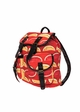 Watermelon Print Canvas Backpack from Zohra inset 1
