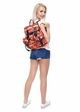 Watermelon Print Canvas Backpack from Zohra inset 2