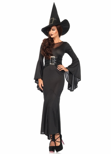 Wickedly Sexy Witch Halloween Costume from Leg Avenue