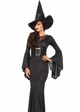 Wickedly Sexy Witch Halloween Costume from Leg Avenue inset 1