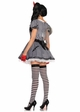 Wind-Me-Up Dolly Creepy Doll Costume from Leg Avenue inset 3