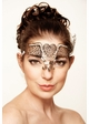 Wings of Love Masquerade Mask with Crystals inset 2