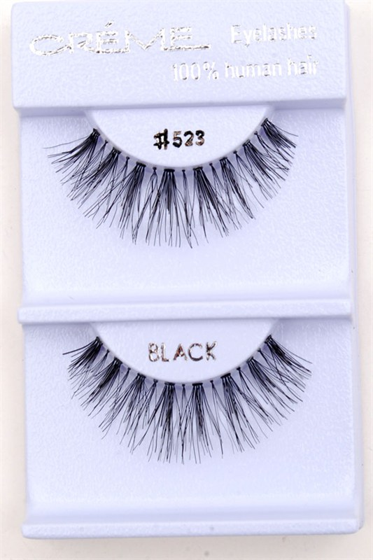 Wispy Length And Volume Lashes