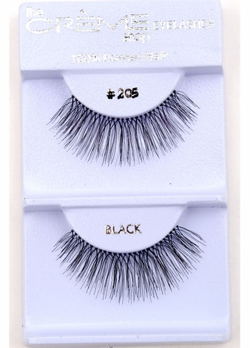 Wispy Long False Lashes