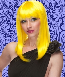 Yellow Wigs