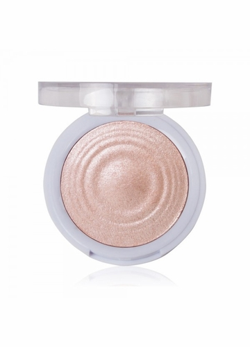 You Glow Girl Baked Highlighter by J.Kat in Crystal Sand