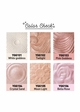 You Glow Girl Baked Highlighter by J.Kat in Crystal Sand inset 1