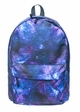 Blue Galaxy Backpack inset 1