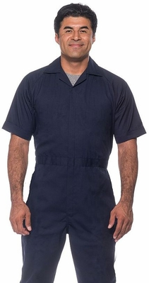 Count Team Coverall Short Sleeve #901