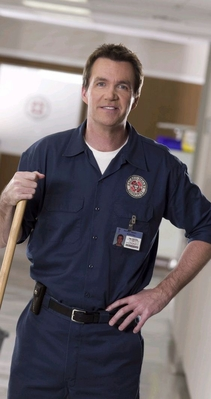 Janitor Costume from SCRUBS