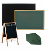 Chalkboards and Magnetic Chalkboards