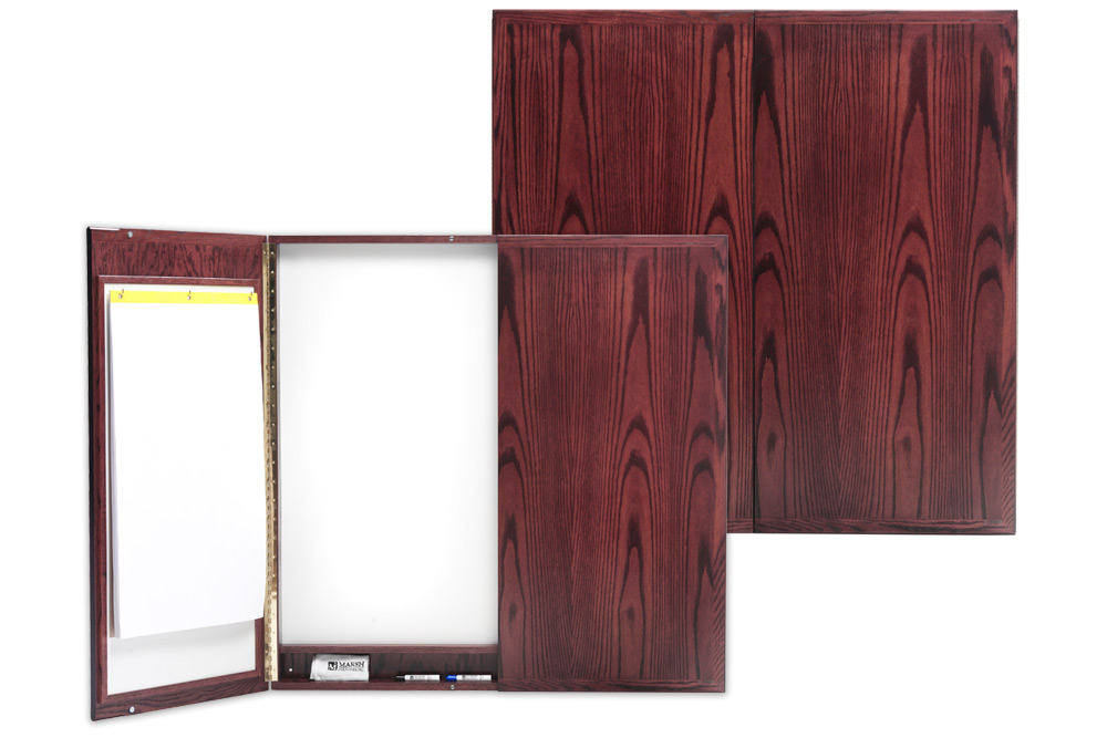 Enclosed Whiteboard Cabinet   Bar Cabinet