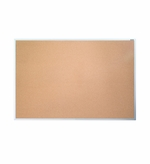 Cork Boards with Aluminum Trim