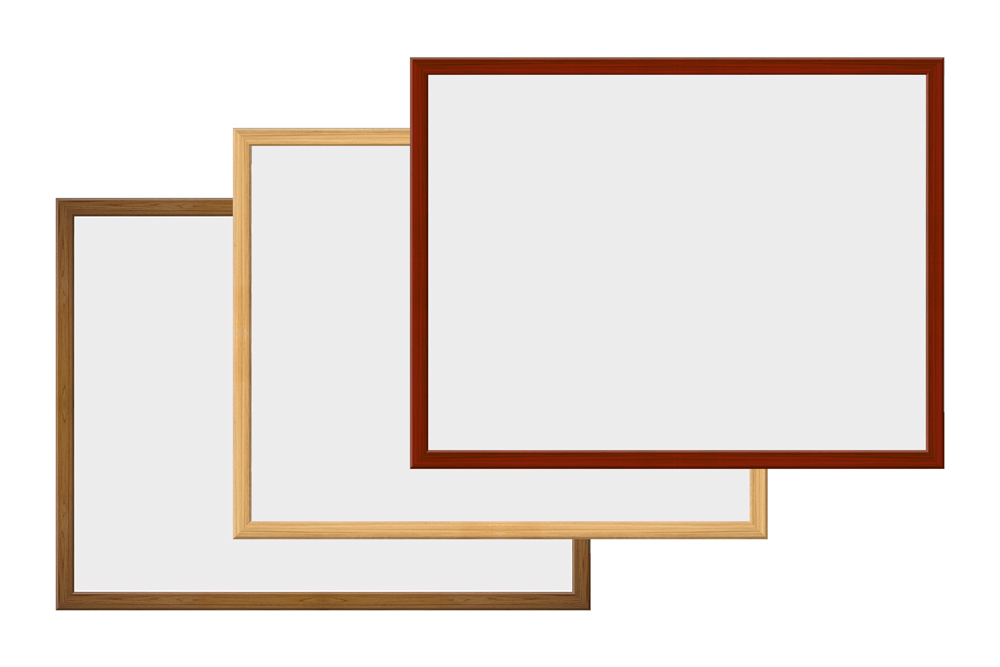 Faux Frame Decals Faux Frame Decals