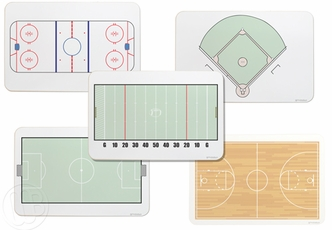 Handheld Sport Whiteboards