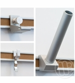 Map and Display Rail Accessories