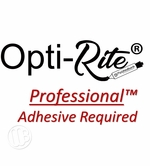 Opti-Rite Adhesive Required