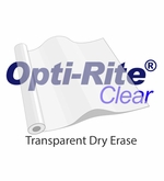 Opti-Rite Clear 51 Inch Tall