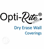 Opti-Rite Dry Erase Wall Covering