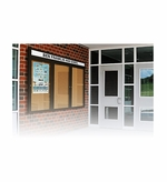 Outdoor Enclosed Boards