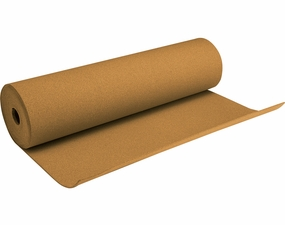 Rolls of Natural Tan Cork