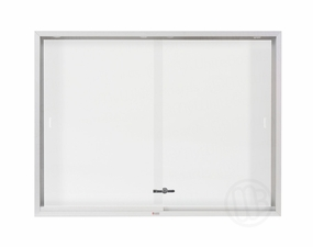 Sliding Glass Enclosed Whiteboards