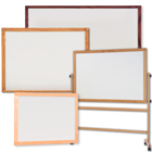 Solid Wood Framed Dry Erase