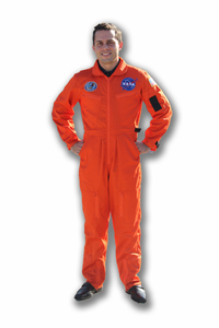 Adult Flightsuit Orange or Blue