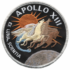 Apollo 13 Mission Patch