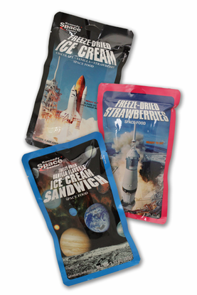Astronaut Ice Cream 3 Pack
