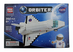 Brictek Atlantis Orbiter Playset