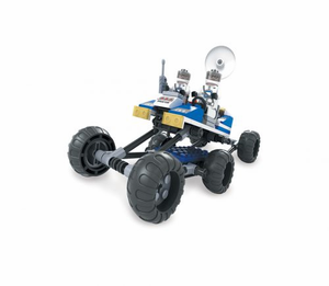 BrikTec - Lunar Vehicle (Ages 6+)