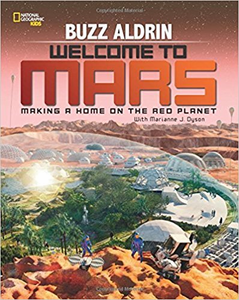 Buzz Aldrin Welcome to Mars