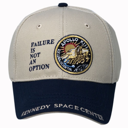 Failure Is Not an Option Hat - Khaki