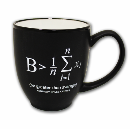 Greater Than Average Coffee Mug