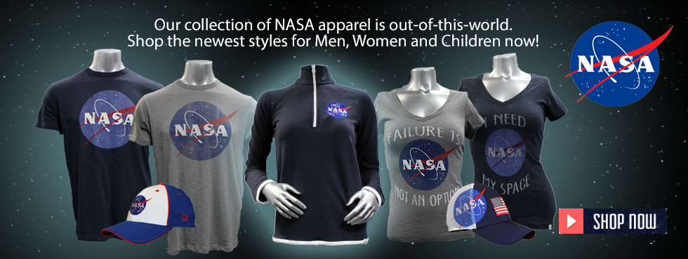 NASA Merchandise - Pics about space